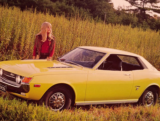What's It Worth? 1971 Toyota Celica ST ..Toyota's Sexy Econo Hardtop