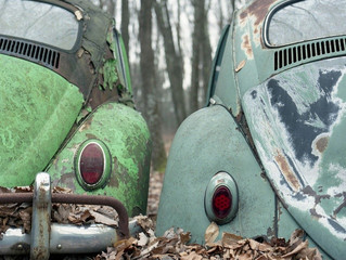 On The Road With Johnny B ..How My VW Dementia Started