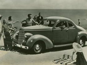 What's It Worth? ...1938 Nash Ambassador Six ..Frugal Beauty