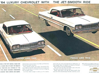 On The Road with Johnny B ..1964 Chevrolet Impala. A Million Strong