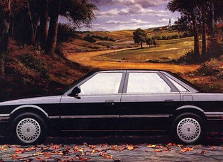 What's It Worth? 1988 Sterling 825SL ..An Uncomfortable Marriage Produces A Cranky Kid