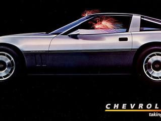 What's It Worth? 1988 Chevrolet Corvette Coupe ..Always A Bridesmaid Never A Bride
