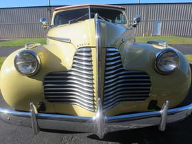 What's It Worth? ..1940 Buick Roadmaster Convertible Phaeton, Dynaflash Beauty