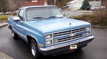 "What's It Worth? 1987 Chevrolet Silverado Pickup ..Chevy's ""Cowboy Cadillac"""