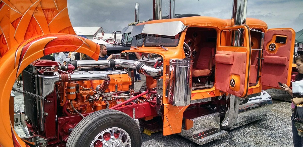 Carlisle Truck 2020