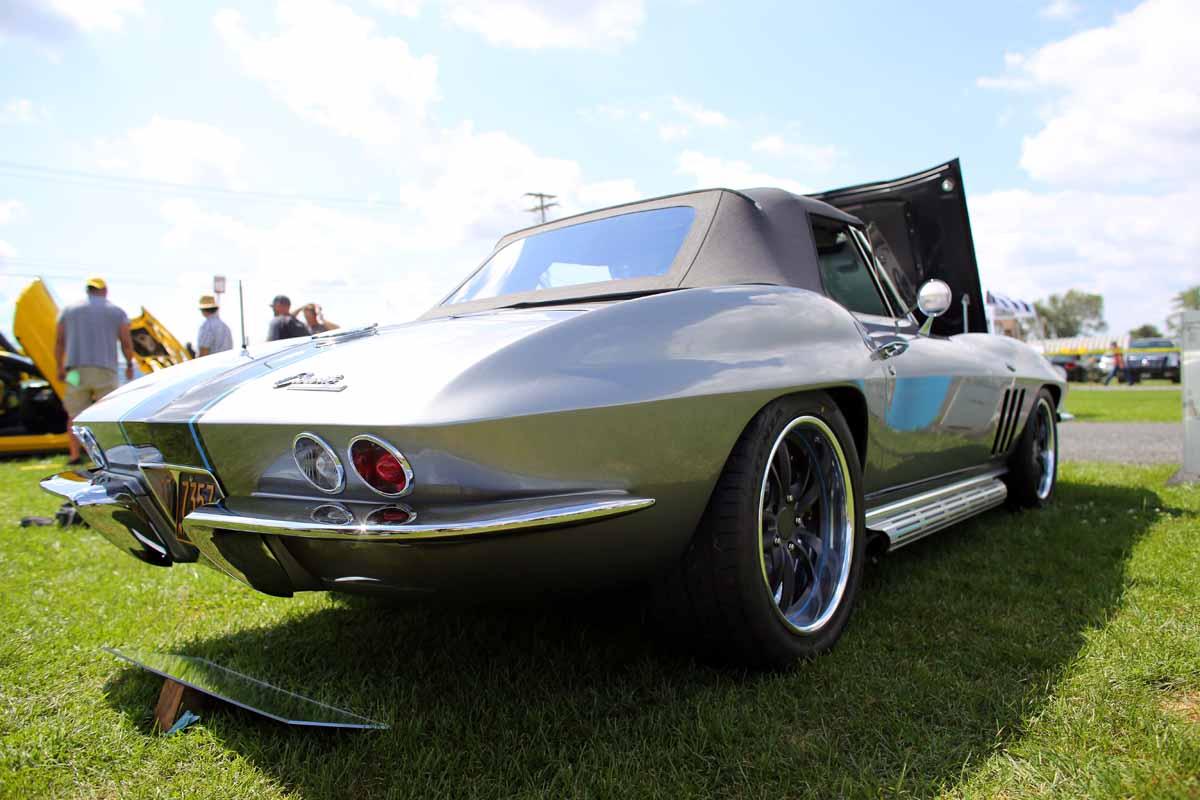 Corvettes Carlisle 2020