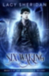 Six Waking: Book 2 of the Otherworld Trilogy by Lacy Sheridan