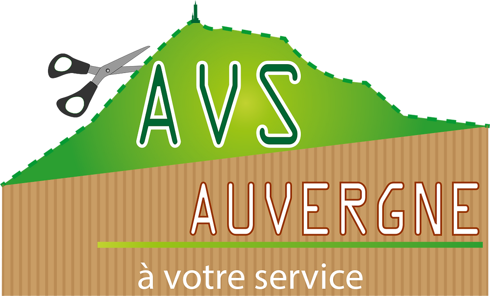 Le nouveau logo d'AVS AUVERGNE