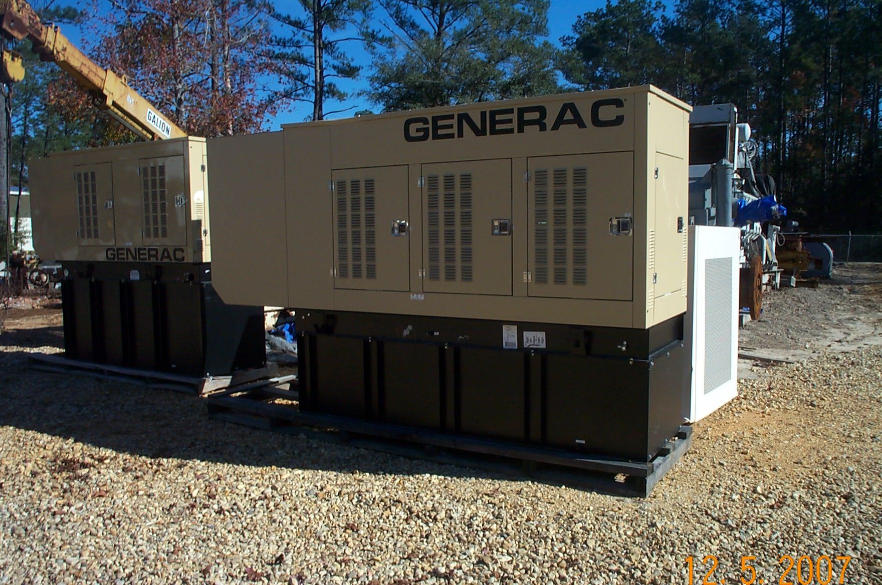 Inventory Gen Set  135KW Diesel