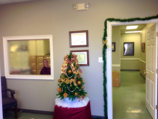 It Is Christmas at Pan American Power!