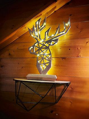 Cerf Scandinave LED