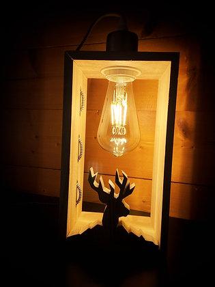 Lampe Cerf LED