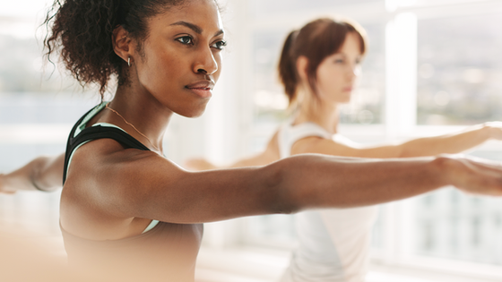 For a stress-free life, try exercise