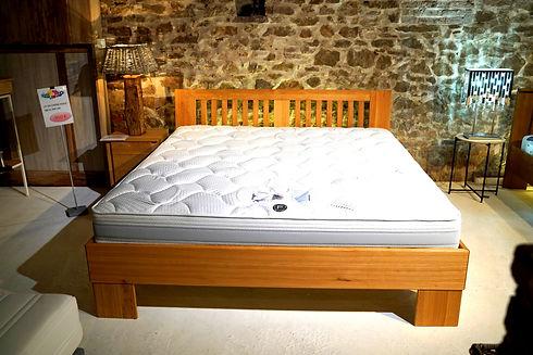 Lit en bois créateur de sommeil