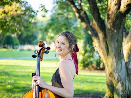 Jaime Feldman, Cellist | Boston Portrait Photographer