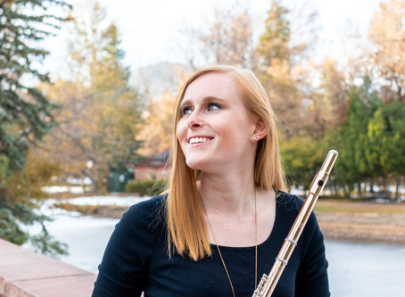 Catherine Flinchum, Flutist | Classical Musician Photographer