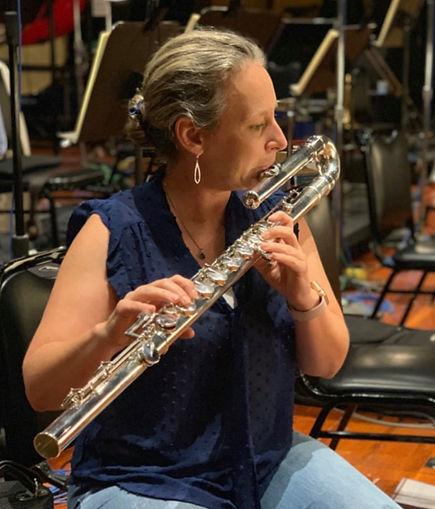 Jenni Olson Bass Flute