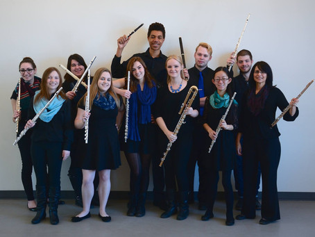 How to Create a Flute Studio Family