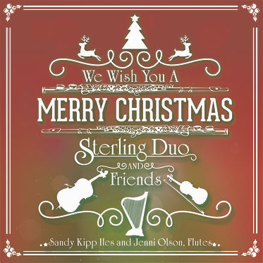 We Wish You A Merry Christmas Sterling Duo