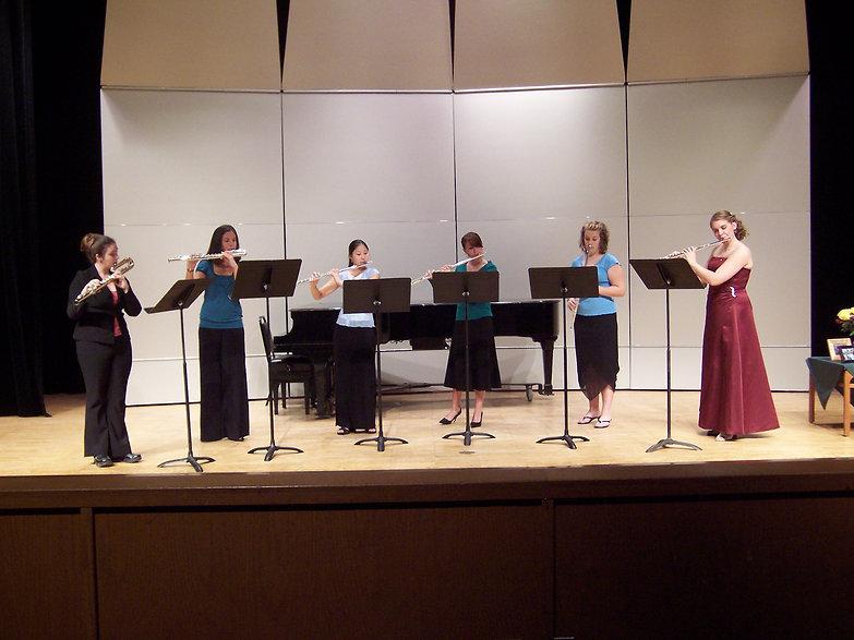 STUDENT Pic-Cramer Recital Flute Ensembl