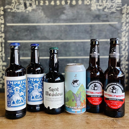 Ales Selection Pack (6)