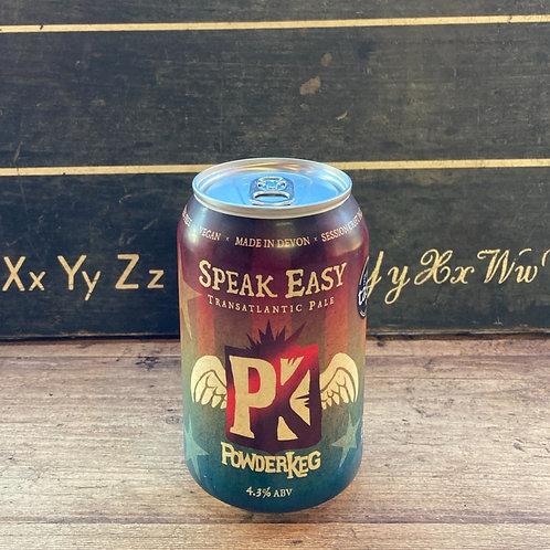 Powderkeg Speak Easy