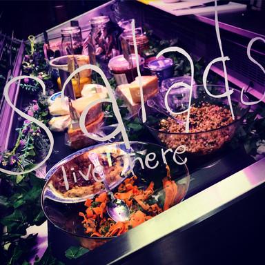 Salads live here.JPG