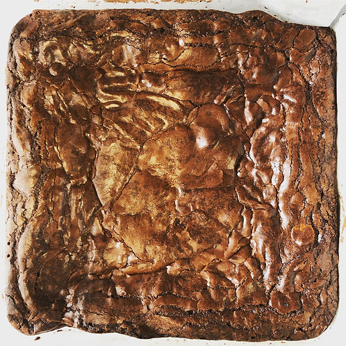 Ebdons Triple Chocolate Brownie
