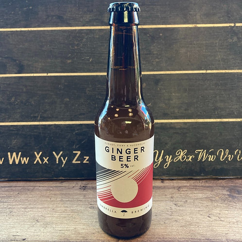 Umbrella Ginger Beer