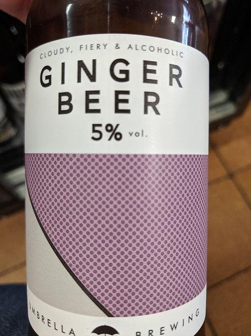 Umbrella Ginger Beer