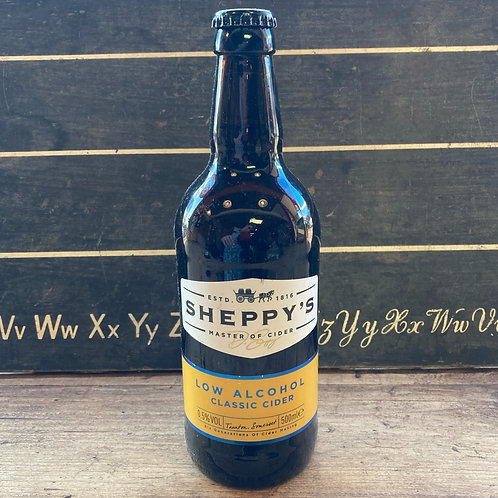 Sheppey's Low Alcohol Cider