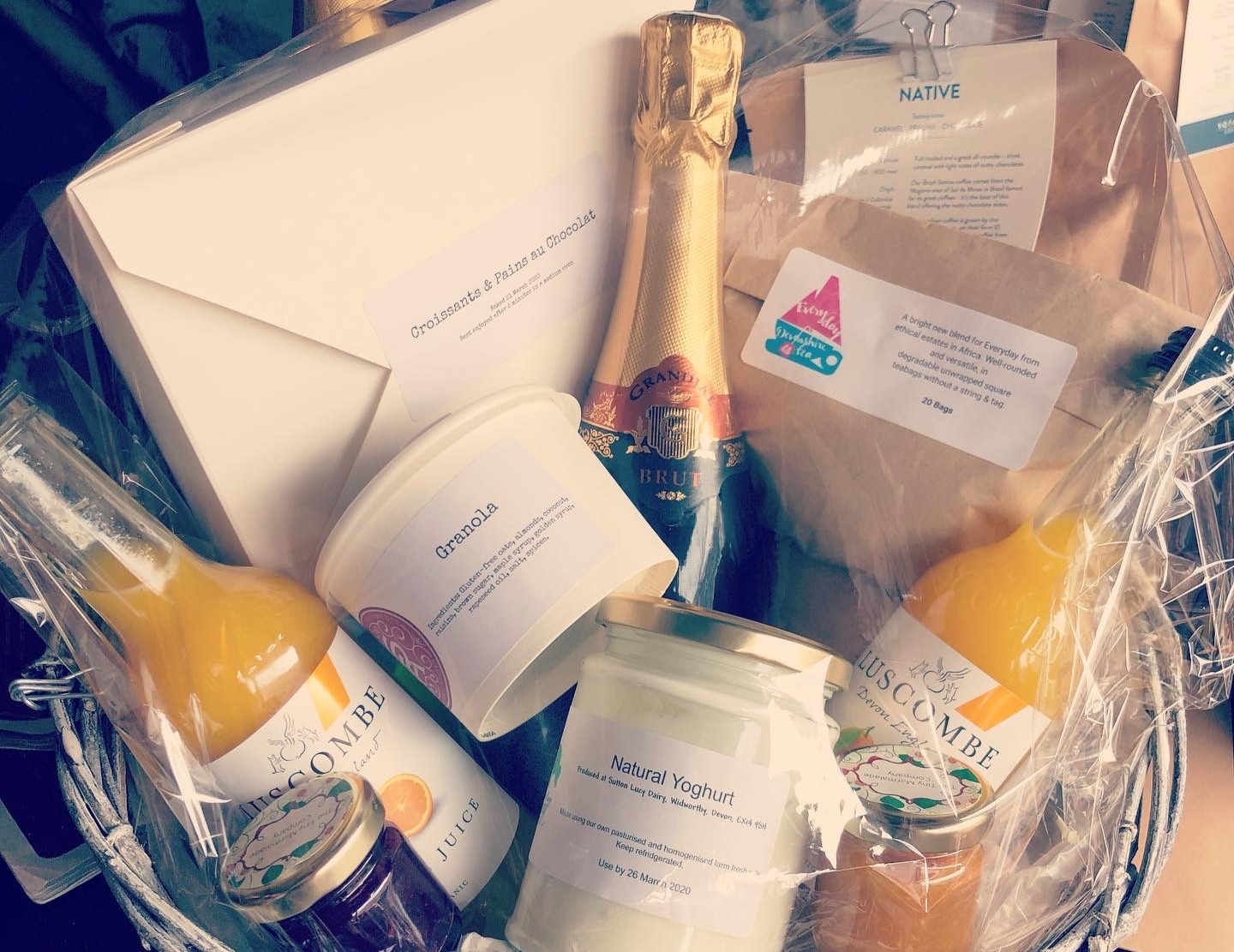 Mother's Day Breakfast Hamper