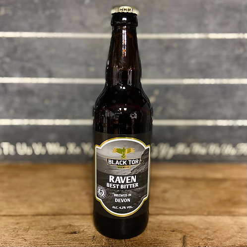 Black Tor Raven Best Bitter 500ml