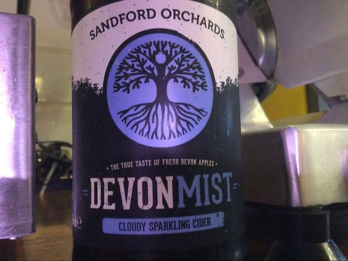 Sandford Orchards Devon Mist Cider