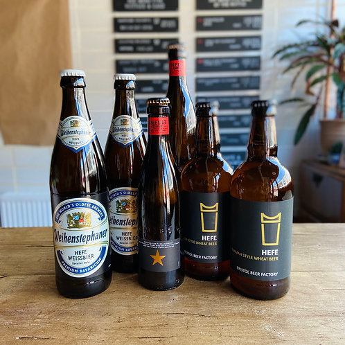 Wheat Beer Selection Pack (6)