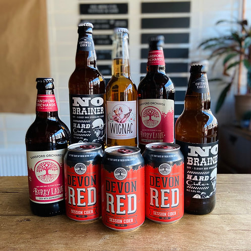 Cider Selection Pack (8)