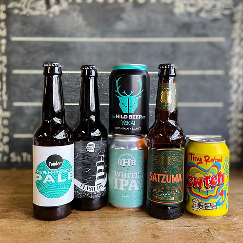 Mixed beer pack (6)