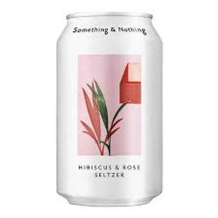 Hibiscus & Rose Seltzer
