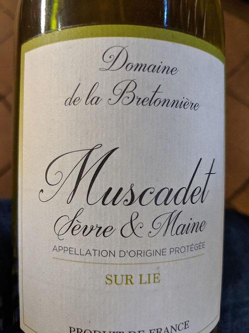 Muscadet 'La Bretonniere'