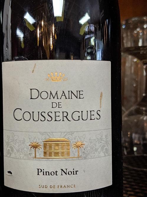 Pinot Noir 2018, Domaine de Coussergues
