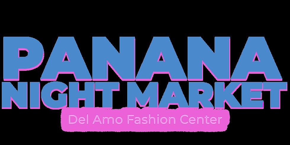 Panana Night Market: Del Amo Fashion Center