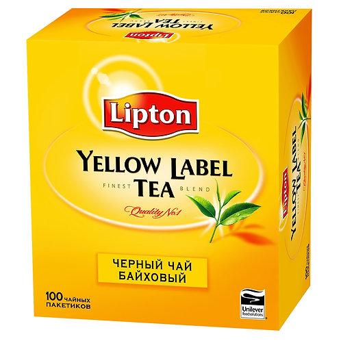 "Чай""Липтон"" 100 пак"