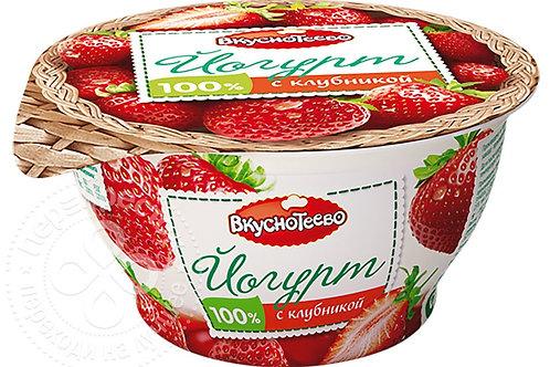 Йогурт Вкуснотеево 140гр.