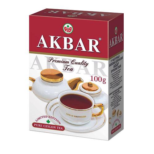 """Чай """"Акбар"""" 100 гр"""