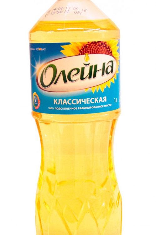 Масло Олейна 0,9л.