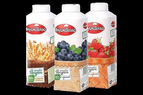 Йогурт Вкуснотеево 750гр.