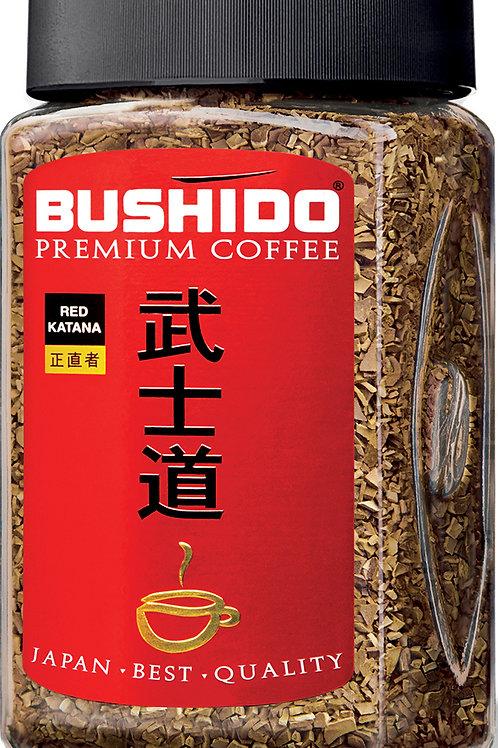 """Кофе""""Бушидо"""" 100 гр"""