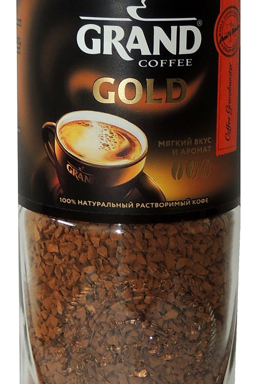 """Кофе""""Гранд""""  по 95 гр 2 шт"""