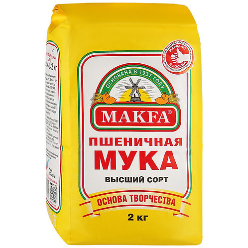 Мука Макфа 2кг