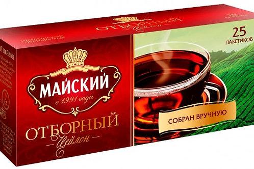 """Чай """"Майский"""" 25 пак"""